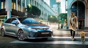 В Харькове начали принимать предзаказы на гибридную Toyota Corolla