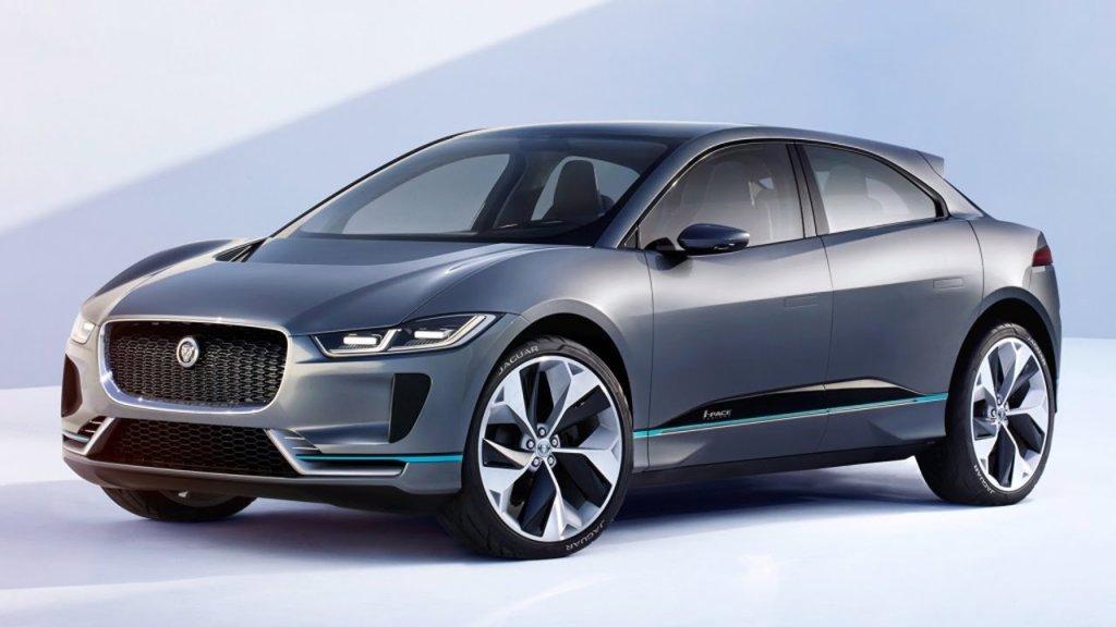 Вниманию покупателей: электромобиль Jaguar i-Pace включили в список роскошных авто и обложили налогом