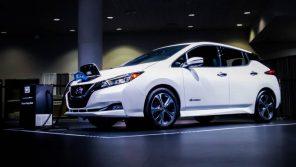 Nissan Leaf получил награду как самый дешевый электромобиль во владении