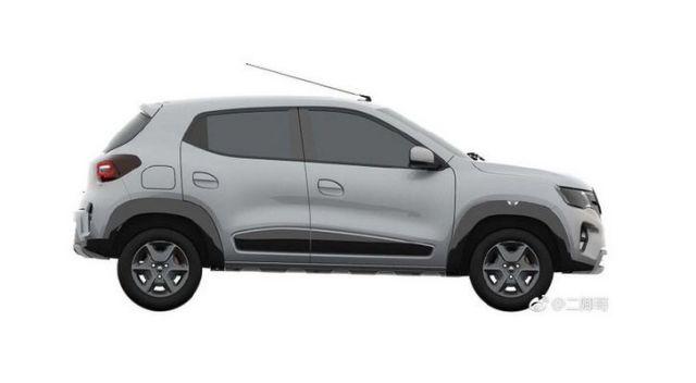 Электромобиль Renault за 00: опубликованы первые официальные фото