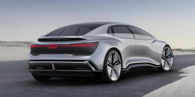 Дизайн будущих 10 лет: Audi покажет два электроконцепта с автопилотами