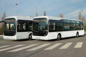 18 метров радости: Богдан произвел первый кузов для электробуса Bluebus