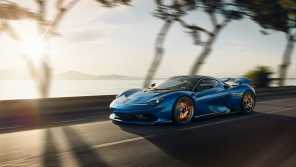 "2 с до ""сотни"" и 450 км запаса хода: в Женеве представили гиперкар Pininfarina Battista"