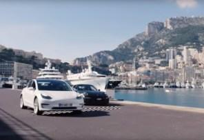 Видео дня: Tesla Model 3 погонялась с Porsche 911 - результат не удивил
