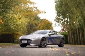 """Джеймс Вольт"": Агента 007 пересадят на электромобиль Aston Martin Rapid E"