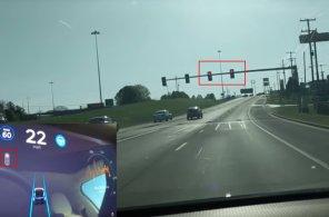 Хакер раскрыл новую функцию автопилота Tesla и опубликовал видео