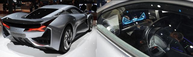 Супер люкс: Китайцы из Arcfox представили сразу три электромобиля