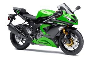 Со съемным аккумулятором: мотоцикл Kawasaki Ninja будет электрическим