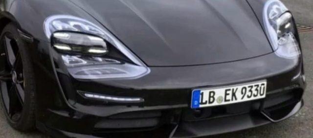 Как изменился электромобиль Porsche Taycan от прототипа к предсерийной версии: фото