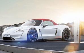 Подтвердили официально: Porsche переведет Boxster и Cayman на электротягу