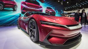 2,9 секунды до сотни: китайский электромобиль BYD E-Seed GT готовится удивлять