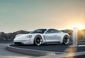 Компания ABB установит в Японии высокомощные зарядки для Porsche Taycan