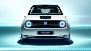 Стало известно, в каких цветах доступен для заказа электромобиль Honda е: фото