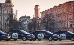 """День победы над """"бляхами"""": 9 мая Bolt и Uber в Украине отказались сотрудничать с авто на еврономерах"""