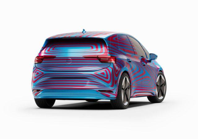 Volkswagen ID.3 оценили в €30 000 и наделили запасом хода в 550 км