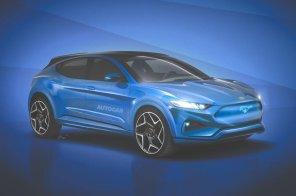 Конкурент Tesla Model Y от Ford увидит свет уже в 2020 году (фото)