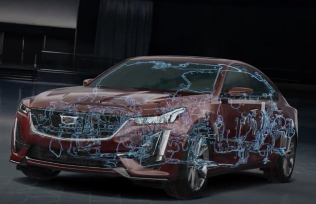 """Автомобили General Motors смогут обновляться """"по воздуху"""" благодаря новой платформе"""