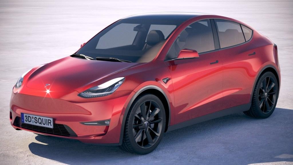 Tesla обновит свой завод во Фримонте для производства электромобиля Model Y
