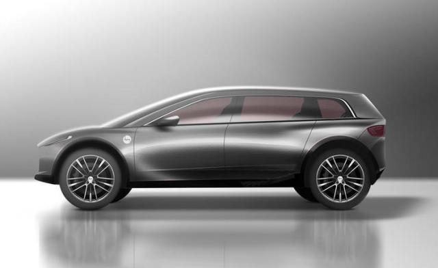 Производитель пылесосов Dyson показал, как будет выглядеть его первый электромобиль