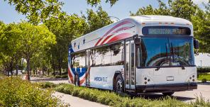 Один из крупнейших производителей автобусов в США представил свой первый электробус