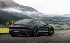 В Porsche заявили, что электромобиль Taycan не будет ездить, как Tesla