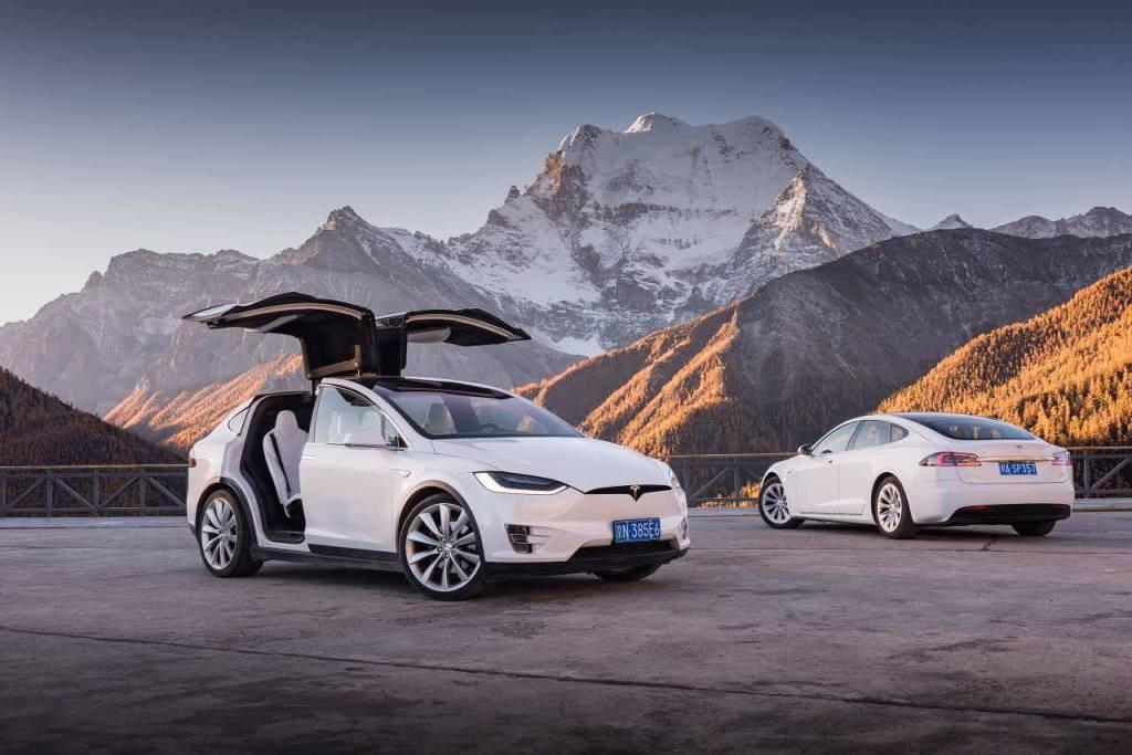 Илон Маск: новые Model S и Model X получат лишь незначительные изменения