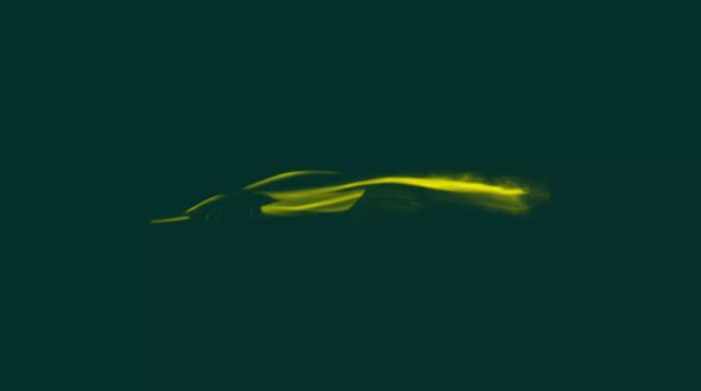 В Lotus придумали название для электрического гиперкара и опубликовали видеотизер