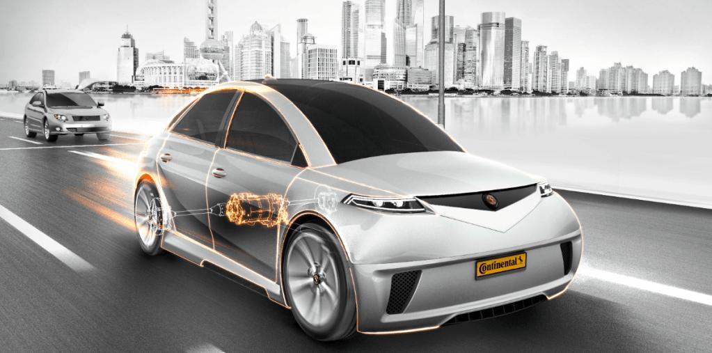 Не шинами едиными: Continental возьмется за производство трансмиссий для электромобилей