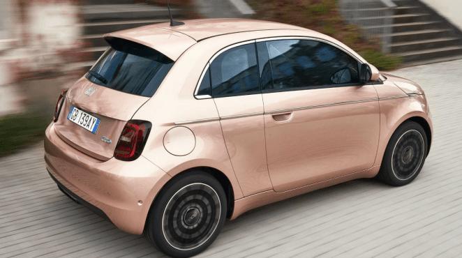 """Індекс """"3+1"""": новий електромобіль Fiat 500e отримав додаткові несиметричні дверцята та суттєво втратив в ціні"""