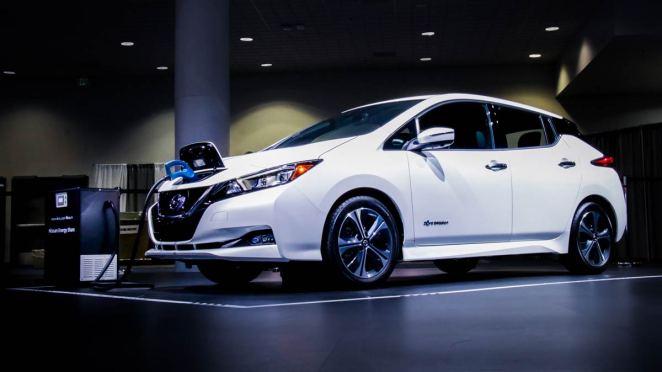 """Nissan переведе на електротягу всі """"китайські"""" моделі"""