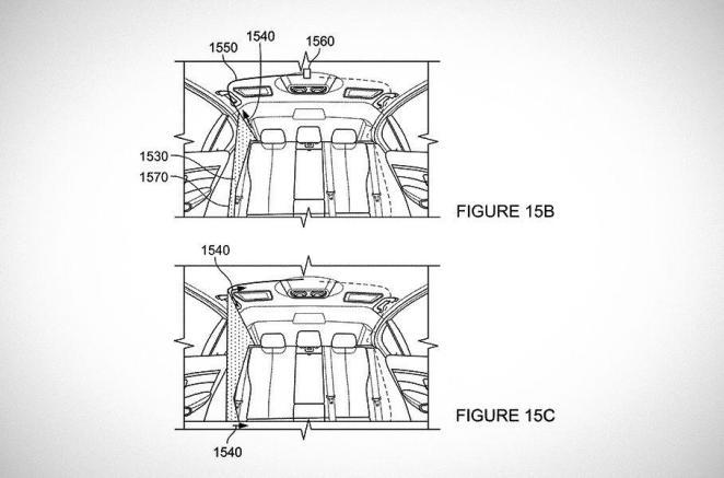 Кокон: нова подушка безпеки від Waymo зможе повністю накривати тіло пасажира