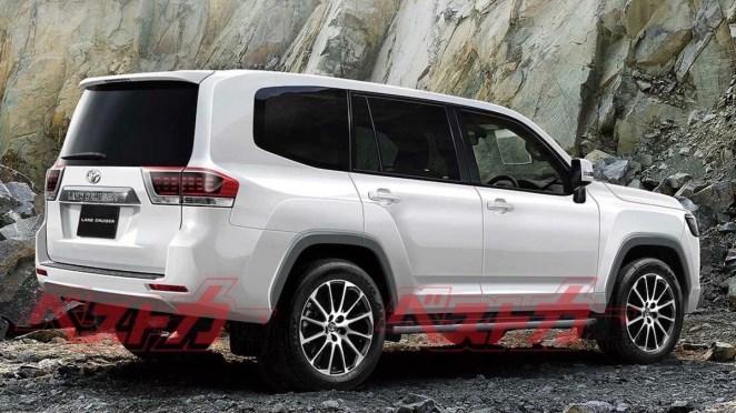 Новий Toyota Land Cruiser 300 з'явиться на півроку раніше очікуваного терміну: чого чекати