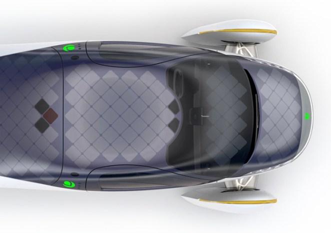 Запас ходу у 1600 км: анонсовано електромобіль на сонячних батареях, який не потрібно заряджати