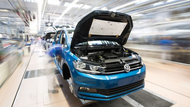Volkswagen планує судитися із Bosch та Continental через нестачу чіпів для автомобілів