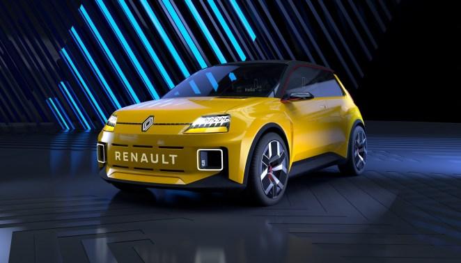 Символічно: електромобіль Renault R5 вироблятимуть на тому ж заводі, що випускав паливну модель