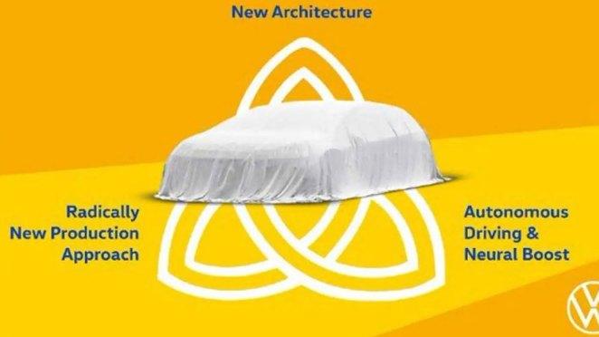Кодова назва Trinity: Volkswagen анонсував новий електричний флагман