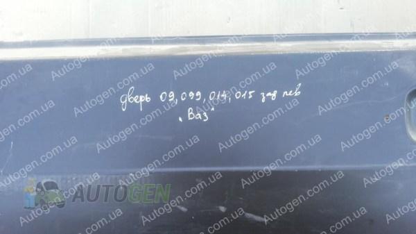 Дверь ВАЗ 2109, 21099 задняя левая (АвтоВАЗ) купить, цена ...