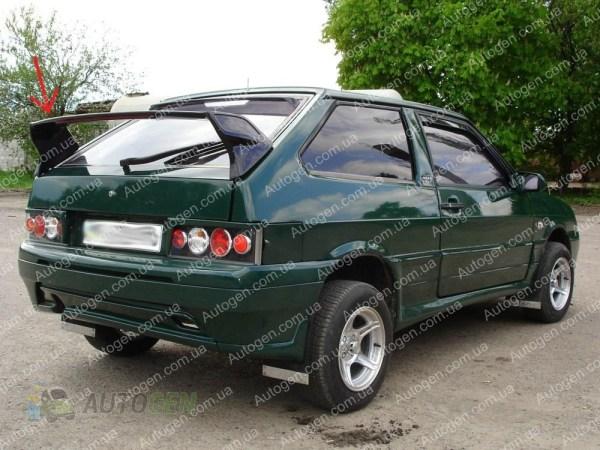 Спойлер багажника Москвич 2141 (Design Sport ...