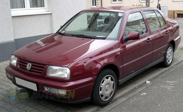 Подкрылки Volkswagen Vento (1992-1998) (Передние 2шт ...