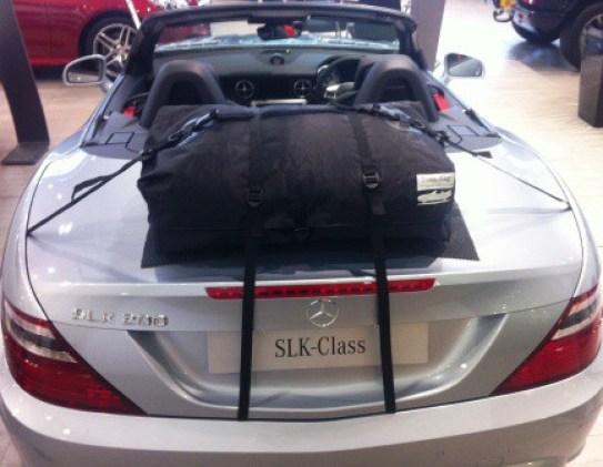 Mercedes SLK Gepäckträger
