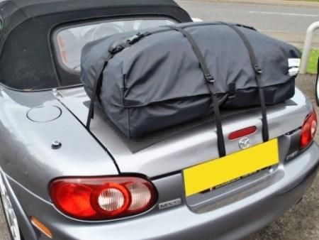 Boot-bag Vacation Mazda MX5 NB Gepäckträger