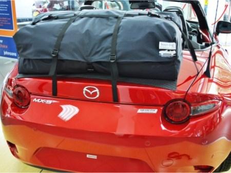 Boot-bag Vacation Mazda MX5 ND Gepäckträger