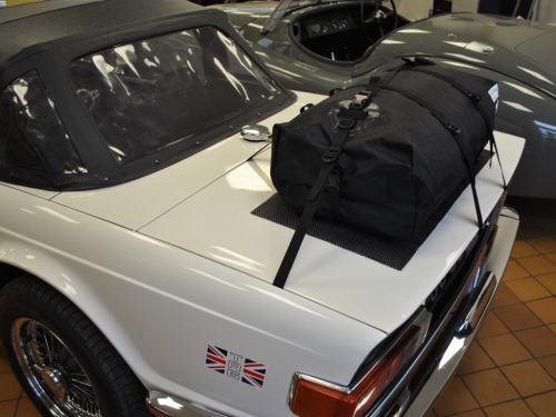 Triumph Tr6 Gepäckträger - boot-bag original