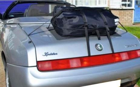 Alfa Romeo Spider Gepäckträger