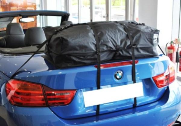 BMW 4er Cabrio Gepäckträger