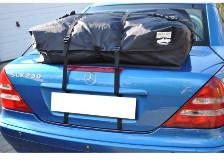 Boot-bag vacation Mercedes Benz SLK R170 Gepäckträger