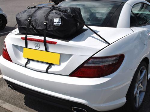 Volkswagen EOS Gepäckträger boot-bag original auf SLK