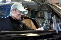 Car Window Repair in Frisco, TX.