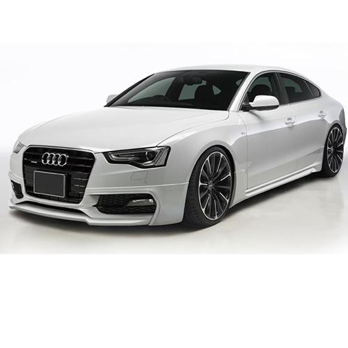 Дооснащение Audi A5