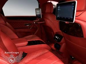 Мониторы с системой Android для Bentley